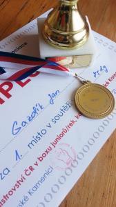 Honza medaile